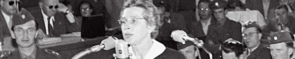 Proces s Miladou Horákovou, foto ČTK