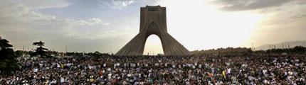 Írán: krev, volby a bomba