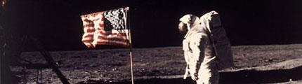 40 let od prvního kroku člověka na Měsíci