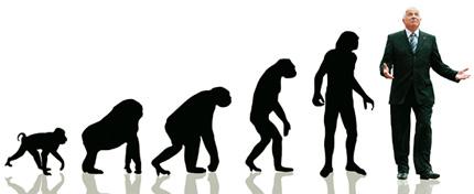 Pocházíte z opice?