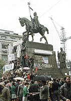 Srpnové události roku 1968    - Foto ČTK